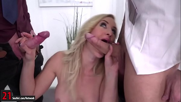 Double, Anal threesome